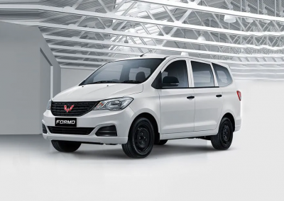Exterior Wuling Formo