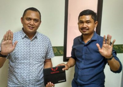Foto Serah Terima Suwandi (Wuling Jakarta) (2)